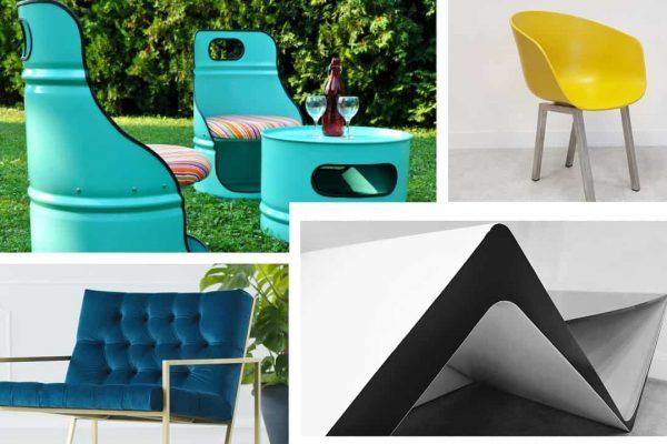 Les meubles en métal design, la vraie tendance du moment