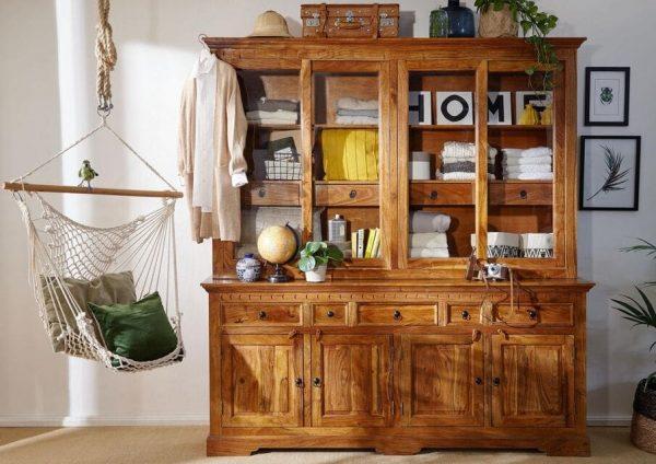 Comment introduire le vaisselier en bois dans votre décoration ?